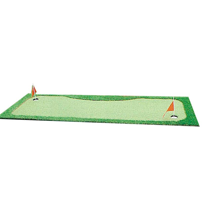 【代引不可】人工芝 ゴルフマット 0.9x2.7m エクステリア 芝 庭 ガーデン G造 日時指定不可