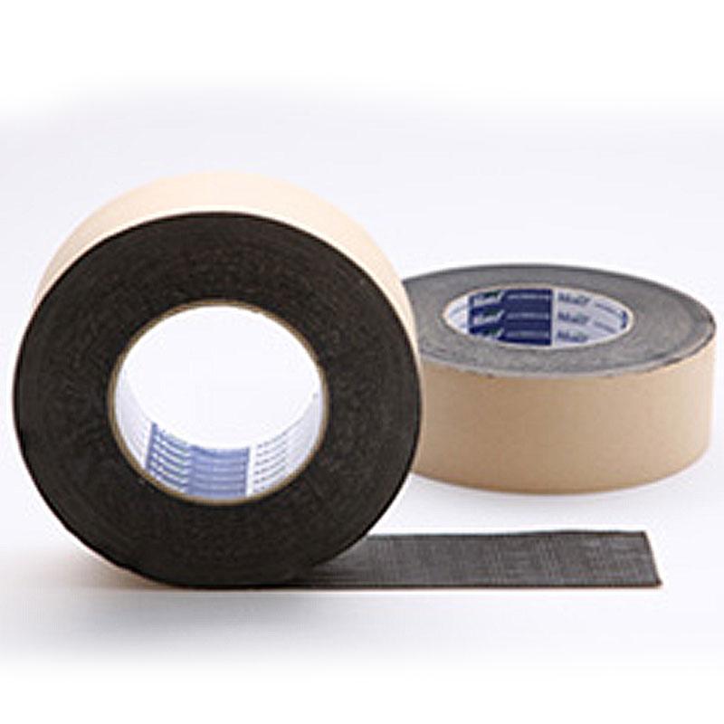 【代引不可】【16個入】Monf 片面プチル 防水テープ No401 黒 気密 サッシ 断熱材 フルトー シN