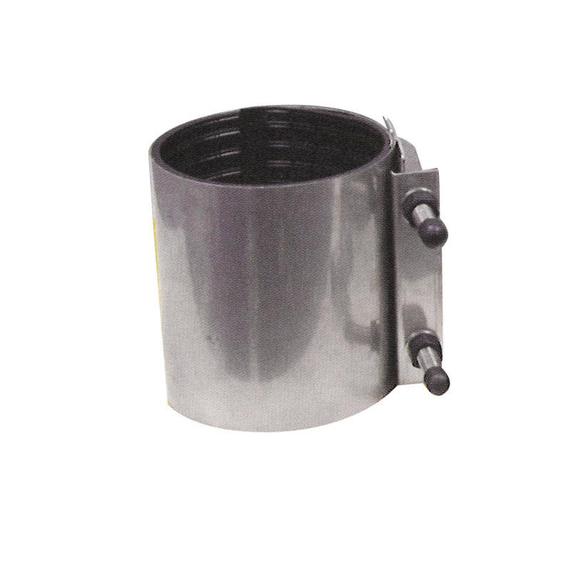 【代引不可】 排水管 補修クランプ リペアークランプ DRC300S2 サイズ範囲345-355mm 管 ひび割れ 裂け クラック 補修 DECK タイセイ