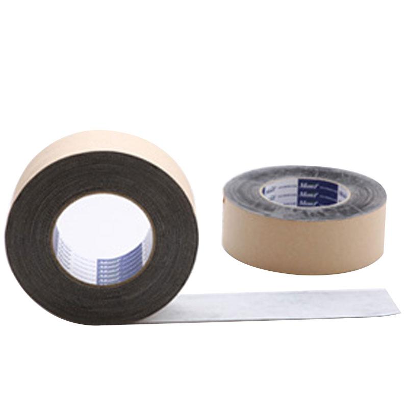 【代引不可】【16個入】Monf 片面プチル 防水テープ S4011 黒 気密 サッシ 断熱材 フルトー シN