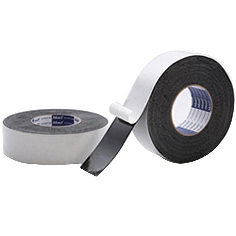 【代引不可】【16個入】両面プチル 防水テープ W503 黒 気密 サッシ 断熱材 フルトー シN