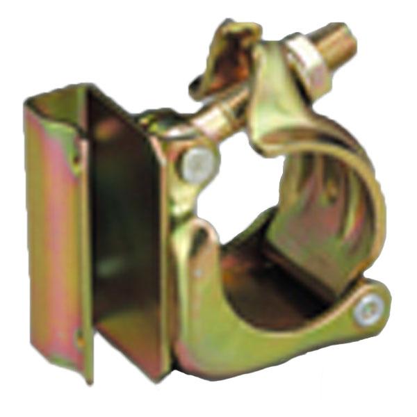 【40個】 マルサ 板止め クランプ 直交タイプ 48.6 単管で手軽に物置きが組み立てられます。 アミD