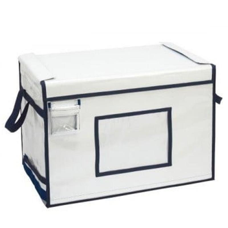 高性能 真空 断熱材 搭載 保温 ボックス バイオボックス135N 135L SBE-135N 定温 輸送 容器 医薬品 食品 化学品輸送 スギヤマゲン 代引不可