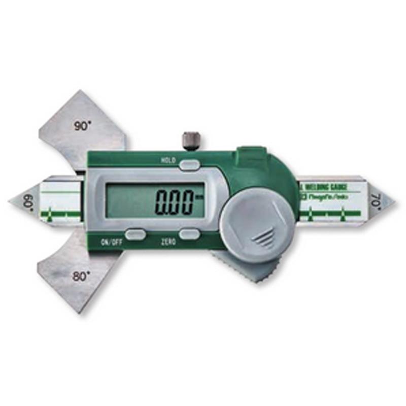デジタル 溶接 ゲージ GDCS-20WG 007526 器差+-0.03 ステンレス 溶接の肉盛り 隅肉 新潟精機 S本 代引不可