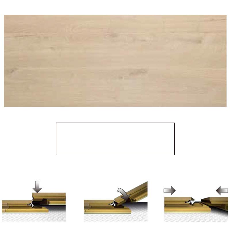 床材 ペルゴラミネートフロア 7枚入 コースタルオーク L0331-03374 8x190x1380mm 木目 1ケース約0.55坪用 ワックス不要 北洲 シンコール 代引不可 時間指定不可