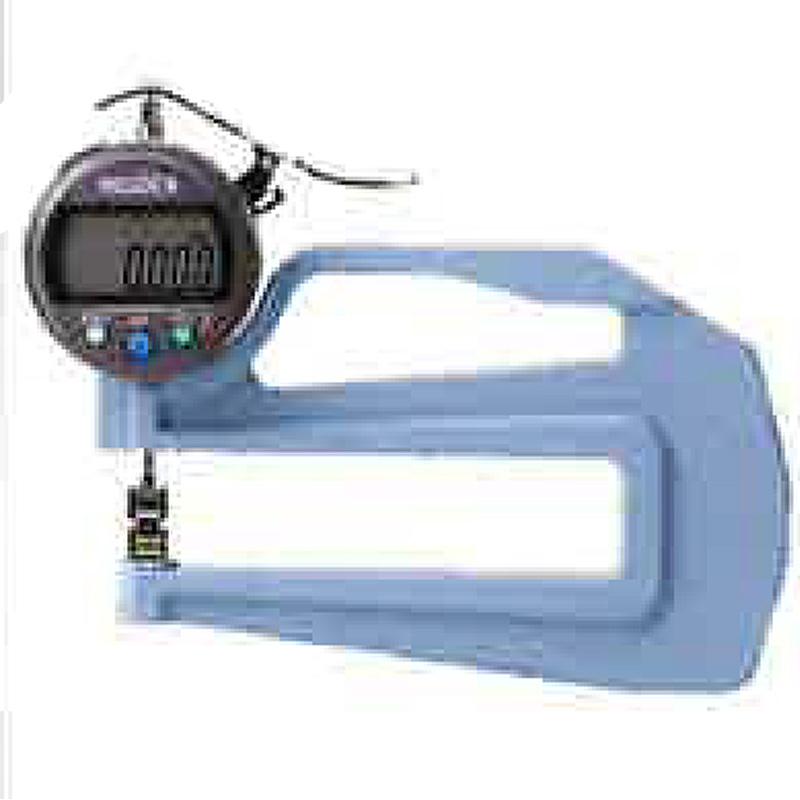 精密測定 デジタル ローラーシックネスゲージ SM-5501J-RL 測量範囲5mm 安定性 長物 計測 TECLOCK S本 代引不可