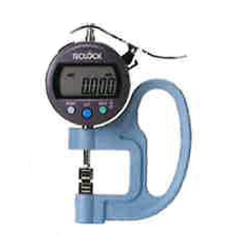 精密測定 デジタル ローラーシックネスゲージ SM-5651J-L-RL 測量範囲5mm 安定性 長物 計測 TECLOCK S本 代引不可