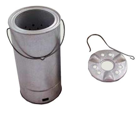 【10台】 養生 用 レンタン コンロ 2連式 練炭 コンロ コンクリートの養生 コTD