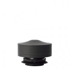 溶接煙突 黒耐熱 ステンレス スーパーハイトップ 直径120mm用 No.14081 2304 煙突 部材 ホンマ製作所 T野D