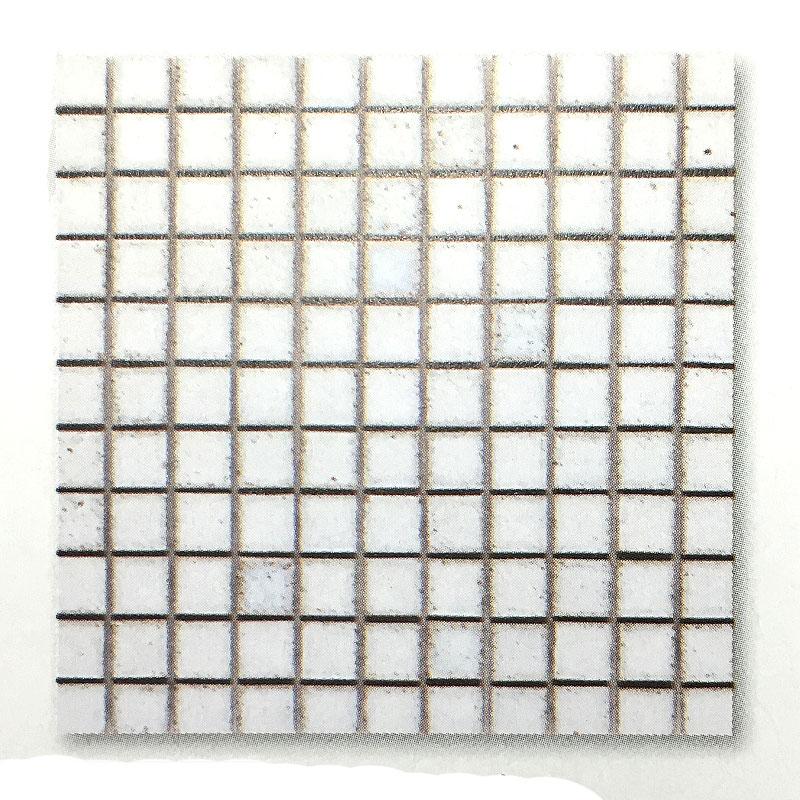 【代引不可】【10シート入】 エコザイル ホワイト タイル 内装 外装 壁材 建材 ケース 参創ハウテック