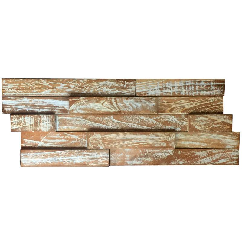 【代引不可】【5枚/1箱】 モンパルナスパッセージ ラージ 箱 0.5 平方メートル ホワイト 擦れ塗装 壁 エクステリア マテリアルワールド