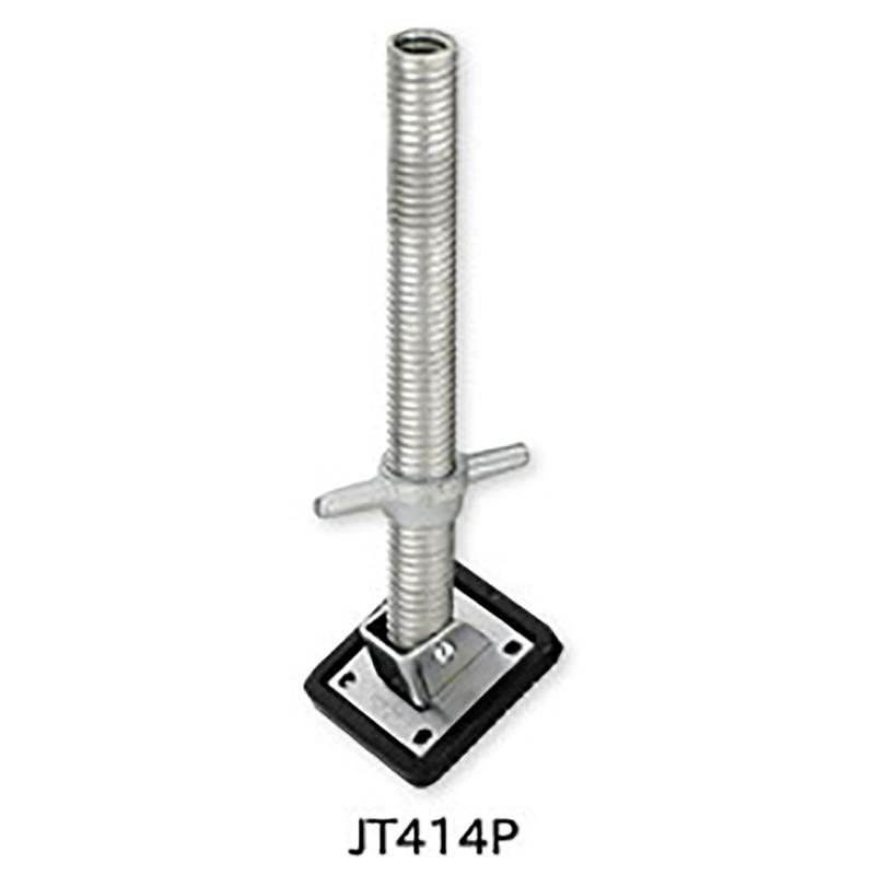 【5本】伊藤製作所 123 中空チルトジャッキ φ 48.6 用 JT414P アミD