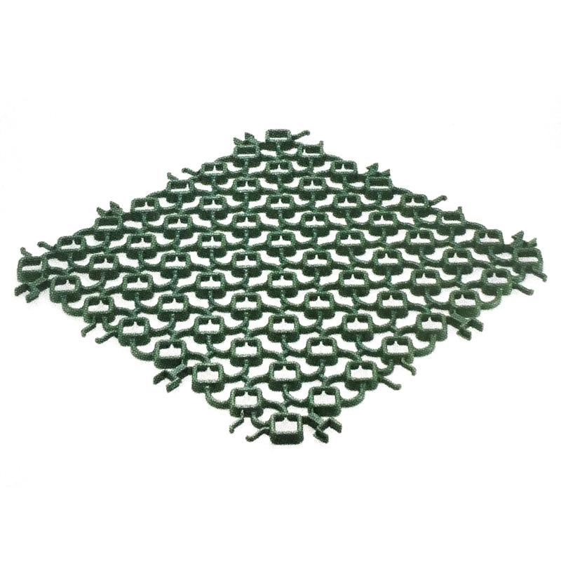 【代引不可】【16枚入】【マットのみ】 芝想いM 芝生 保護 エスロン 下地 緑化 マット タイプ 管理 SEKISUI 共B