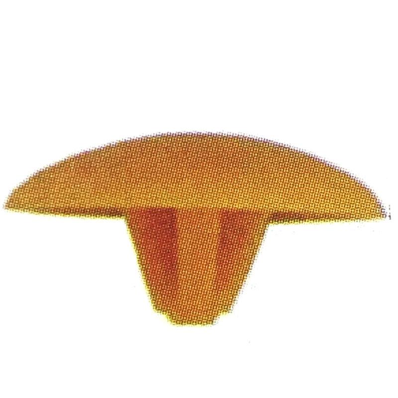 【12箱パック】 【500個入/1ケース】 ビスキャップ 十字穴 2番 Sタイプ S64 クリーム プラC箱 ビス穴隠し ダンドリビス アミD