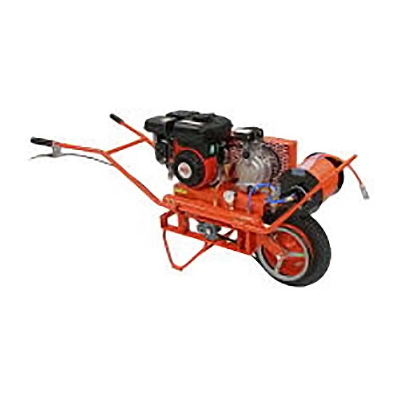 【代引不可】虎コンパワー TTP-GM 自走一輪型 エアーコンプレッサー タイガー ハオ