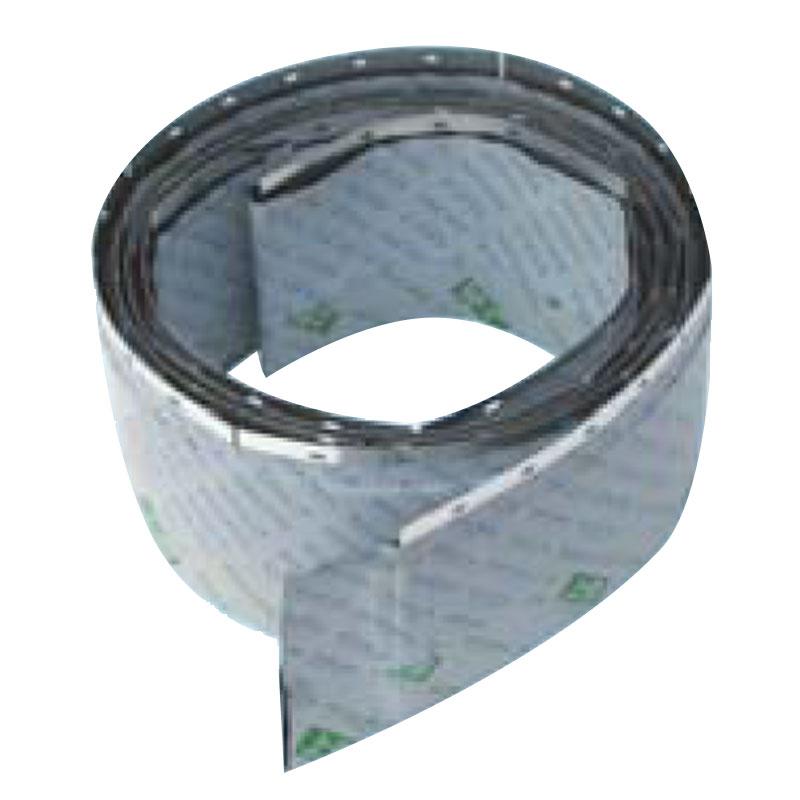 非加硫ブチルゴム止水材 スパンシール 6mm厚 200x5100mm 2本入 WT-0620-PPP 結束線固定 芯材鉄板0.5mm 早川ゴム コT 代引不可