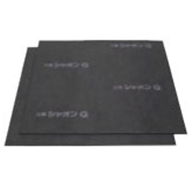床用高性能制振遮音材 シャオンQ 4S 50枚入 910x455x4mm 5%OFF 生活騒音 振動吸収 代引不可 下地にも コT 個人宅配送不可 田島ルーフィング ランキングTOP5