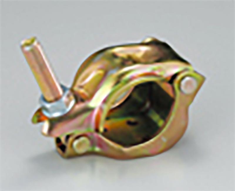 【50個】 兼用 単クランプ 穴なし 48.6 42.7 兼用 マルサ アミD