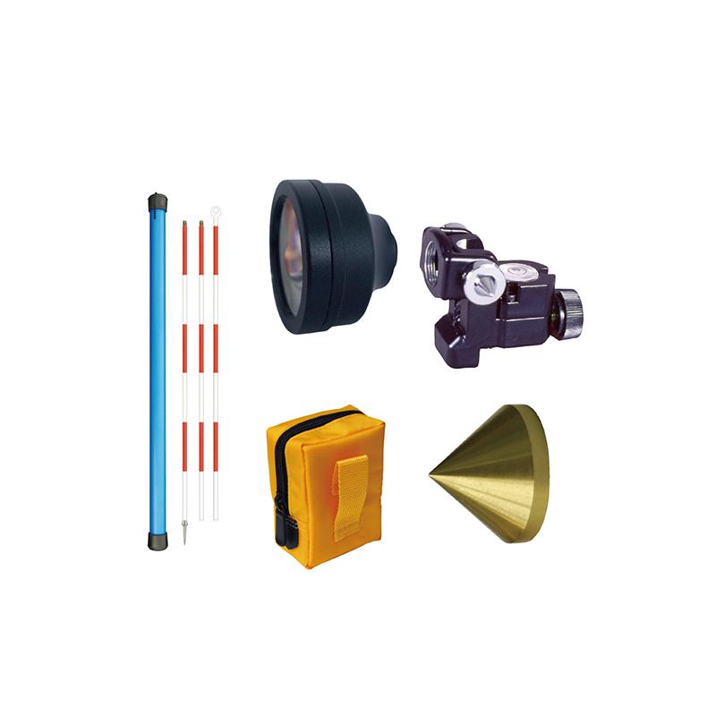 ピンボールプリズムユニット ST-5型 Dセット プリズム定数 +-0mm 測量 STS AL 代引不可