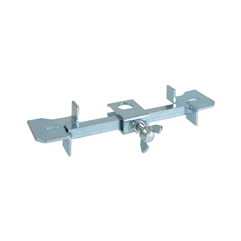 【代引不可】【50個】アンカーボルト支持器具 M16サポート治具 SG-16 [基礎巾120・150mm兼用のアンカーボルト(M16)の支持金具です] 019400 カネシン アミ