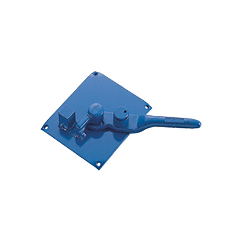 Mokuba モクバ 鉄筋工具 D-4 バーベンダー (小) 10~13mmmm [鉄筋棒・鉄線材・異形鉄筋の曲げ作業に] 三富D