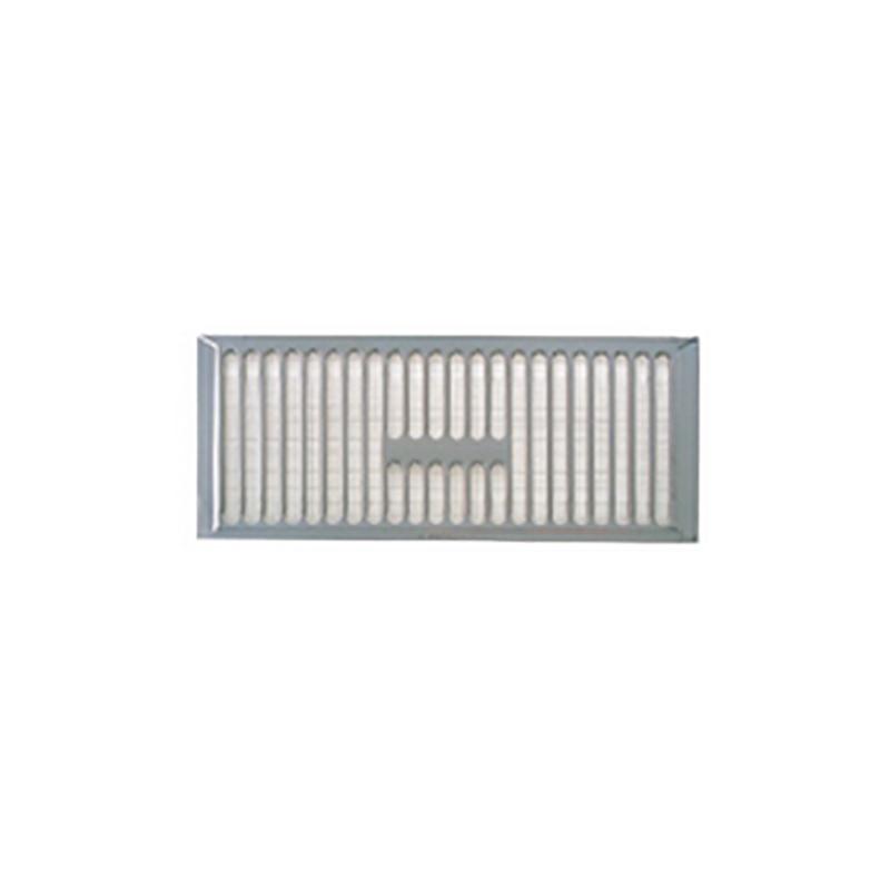 【代引不可】【18枚】床下換気 ステンレス床下換気口 YSS-4418網付 [立上がり基礎コンクリートの外周部に設ける床下換気口です] 024200 カネシン アミ