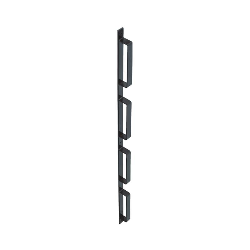 【代引不可】 【10本入】 コの字金具 970 [ サイズ1000 ] ステンレスブロンズ AD5K01 [万能クリアガードや材木の取付金具] TANAKA タナカ アミ