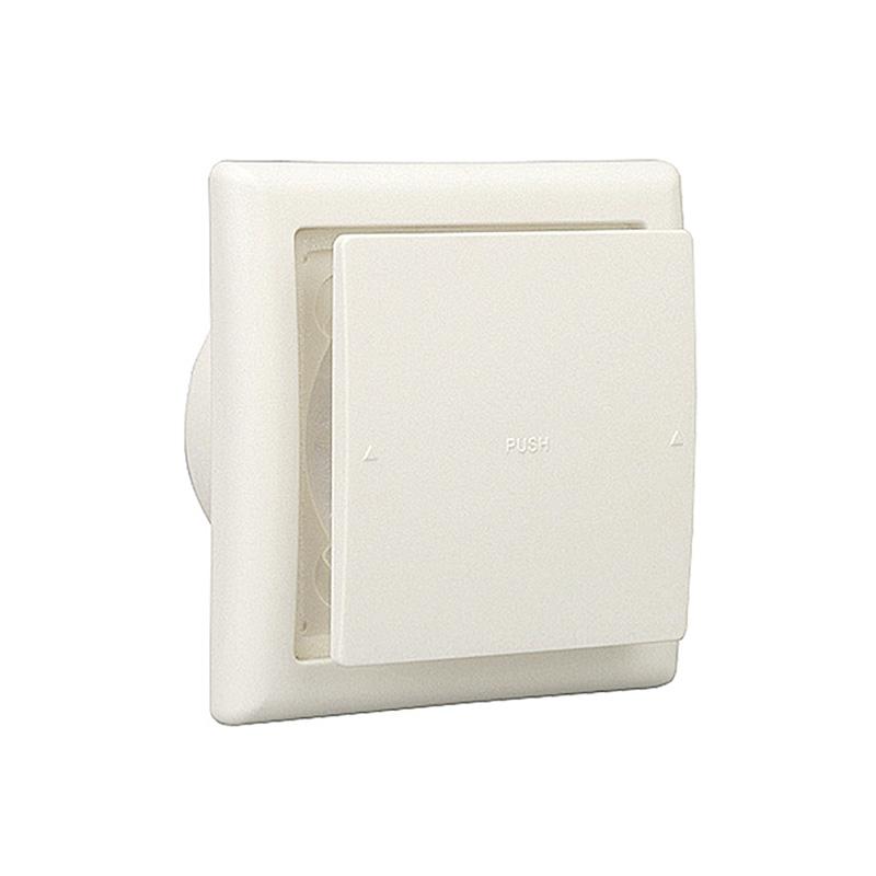 【12個】 換気口 自然給排気口部品 内壁換気口 樹脂製 レジスター RX-150F 宇佐美工業 アミD