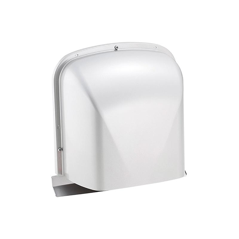 【12個】 換気口 強制給排気口部品 外壁換気口 M型フード付ガラリ ガラリ板開閉式 フードビス脱着型 UK-MEV-G100BG-MB メタリックブラウン 宇佐美工業 アミD