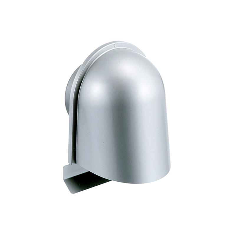 【12個】 換気口 強制給排気口部品 外壁換気口 ステンレス製 UL型フード付ガラリ ロングフード 溶接組立式 UK-ULZEV100S-MG メタリックグレー 宇佐美工業 アミD