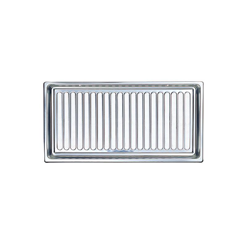 【30枚】 換気口 自然給排気口部品 床下換気口 リフォーム住宅推奨品(後付施工) ステンレス製 (蘭) ボックス型 金網あり UK-YR1530-SM 宇佐美工業 アミD
