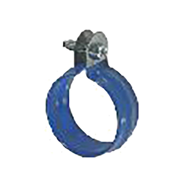 吊り金物 SU管用 デップ 吊バンド バラ SU-13 PVC (ポリ塩化ビニル) 500個入 20510100 野島角清 アミD