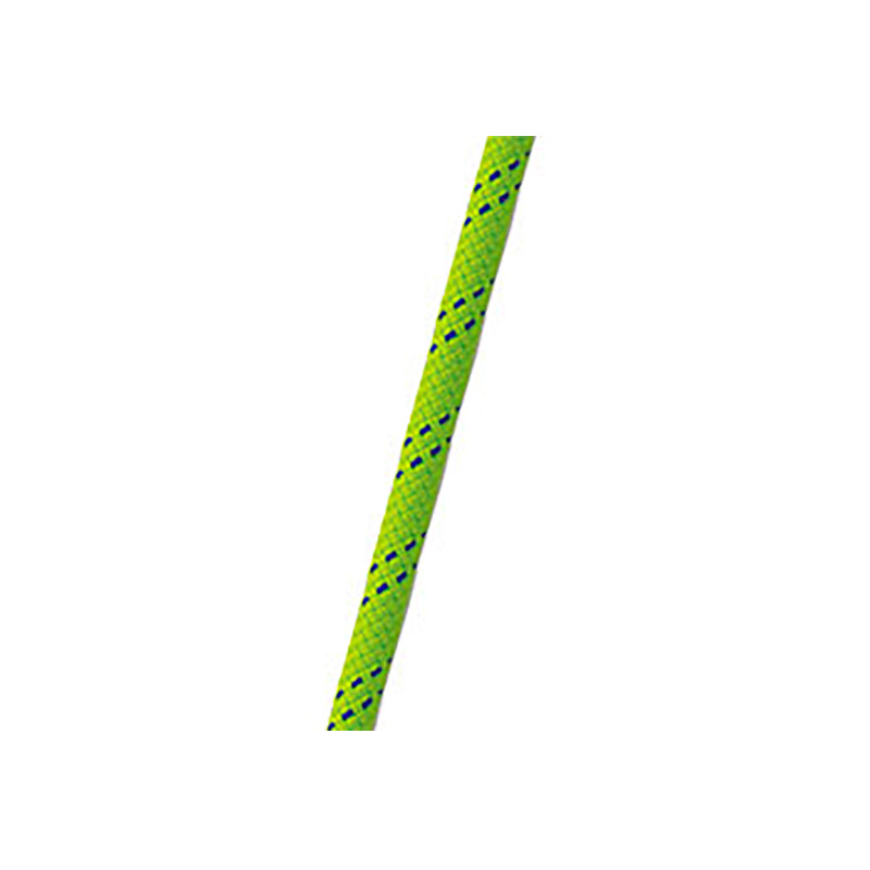 トイフェルベルガー KM3 スタティックロープ 9.5mm セーフティーグリーン 60m NFPA1983基準認定品 引張強度27kN 3302-12-00200 ハイアクセス TOWA 代引不可