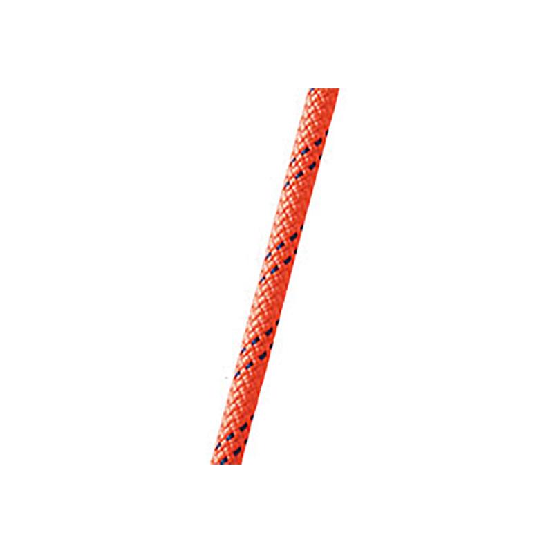 トイフェルベルガー KM3 スタティックロープ 11mm オレンジ 50m NFPA1983基準認定品 引張強度36kN 3305-14-00165 ハイアクセス 高所作業 TOWA 代引不可