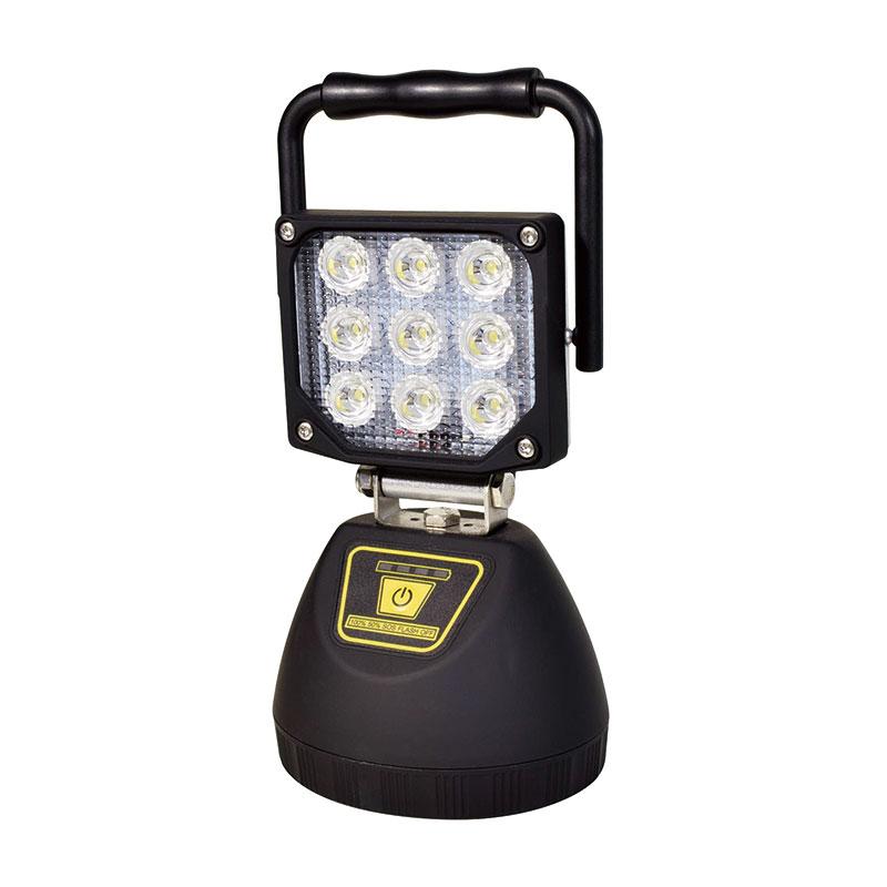 充電式LED ワークランタン 屋内型 作業用照明 BAT-WL27 日動工業 代引不可
