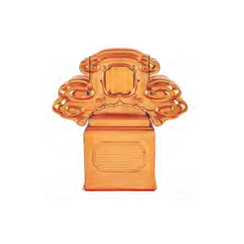 最新エルメス 2個入 寄棟用 アミ 銅生地色 耳付型 :プラスワイズ建築店 お写真と実際の生地・色は違います HM-108 屋根装飾 護国 鬼飾り 和風 守護鬼-木材・建築資材・設備
