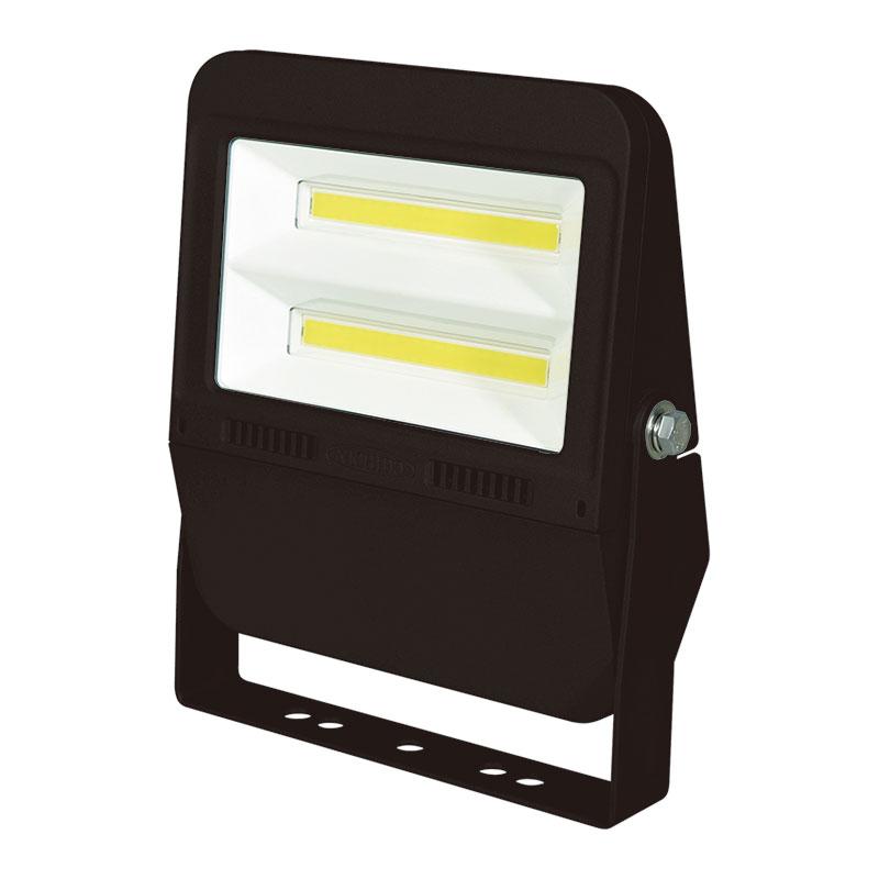 常設用 LED投光器 フラットライト50W 黒 ワイド 昼白色 LJS-F50D-BK-50K 日動工業 代引不可