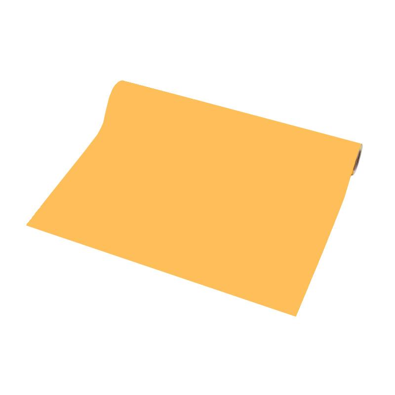 保護フィルム ビバカラーフィルム 黄 SC100GY 1000mm×20m 総厚306+-5 床面 家具 建材 保護 美観維持 ラミネート T原 代引不可