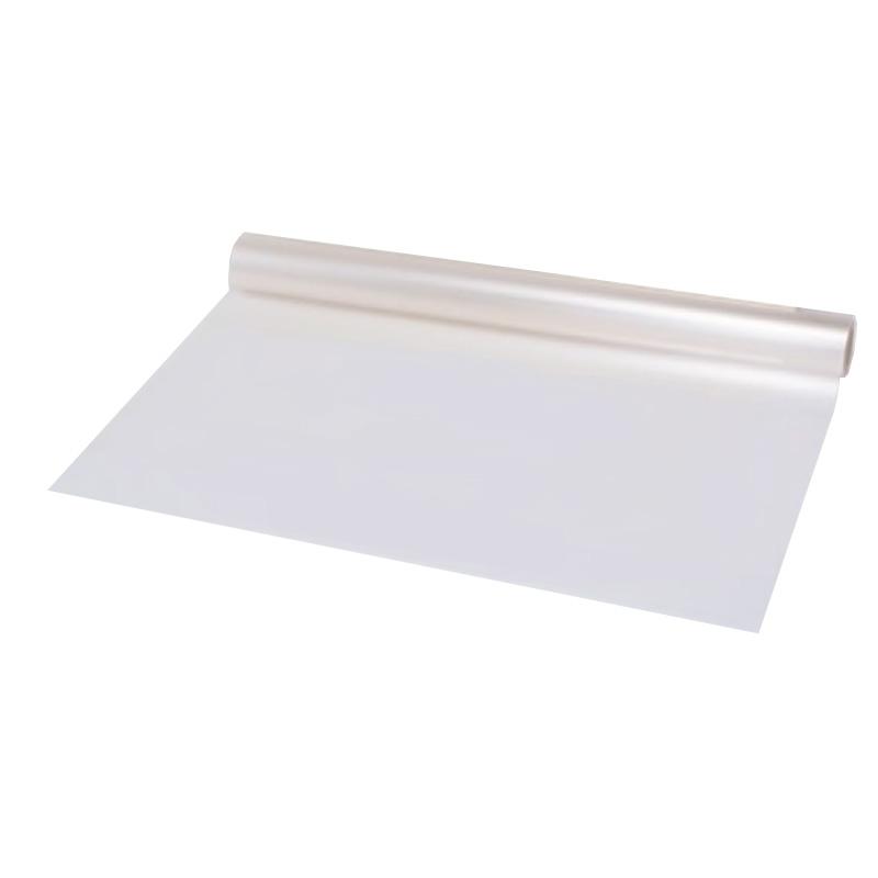 保護フィルム ビバクリアフィルム TPL50CME 1350mm×30m 総厚112+-5 クリアセミグロス 床面 家具 建材 保護 美観維持 ラミネート T原 代引不可