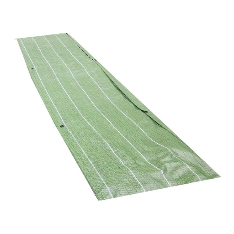 グランドバリアクロス-7 GBC-7 3x50m 裏表 ブラック 裏面ラミ付 砂埃対策 雑草 防塵 砂埃対策 萩工 代引不可 個人宅配送不可