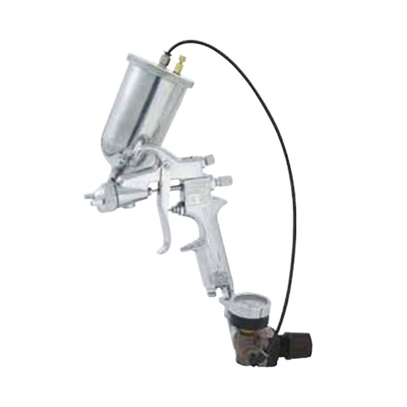 スプレーガン 多彩ガン 1Lカップ付き CREAMY(KL)63SZ-20 KIT ノズル口径 2.0mm 取付ネジ 特殊 近畿製作所 カSD