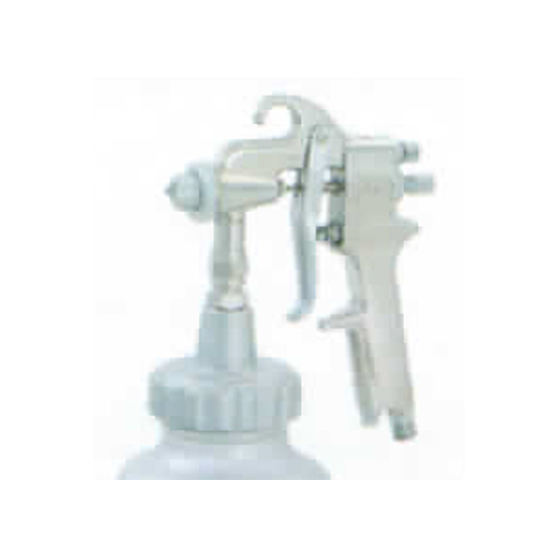 スプレーガン 加圧式 CREAMY(KP)7Z-12 ノズル口径 1.2mm 取付ネジ 特殊 カップ別売 近畿製作所 カSD