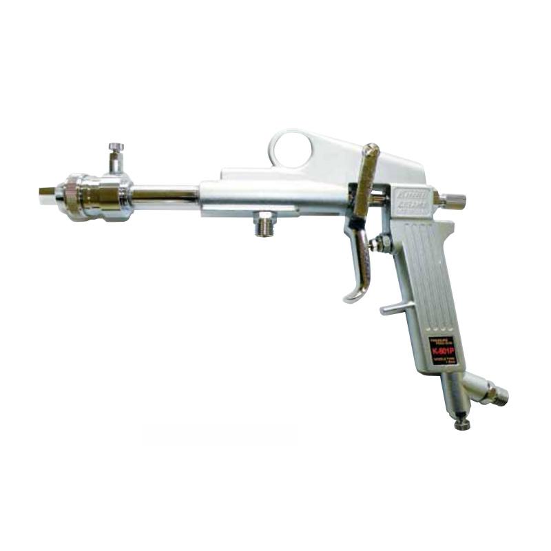 圧送式スプレーガン K-501P-15 狙いやすくパターンは安定 洗浄が楽 近畿製作所 カSD
