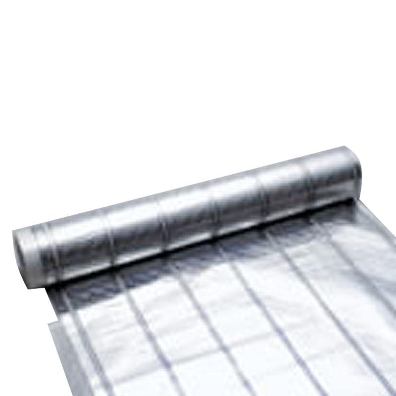 アルミ蒸着 防湿気密シート ダンシーツES 0.2x1000x90m 2本入 施工性を考えたストライプ入り NJK 日本住環境 アミ 代引不可 個人宅配送不可