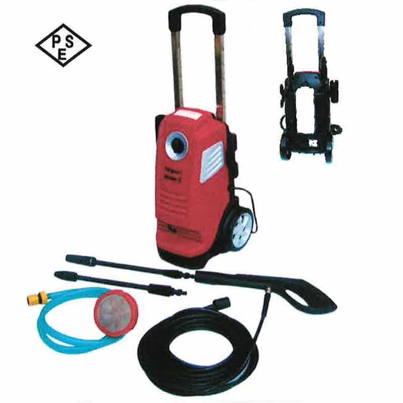 高圧洗浄機 インパクトプライム2 100V 10標 50/60Hz ケミカル付 低電圧でも作業可能 フルテック コT 代引不可
