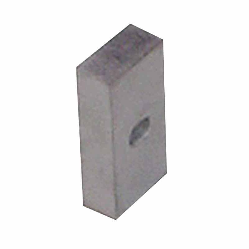 石材加工具 オール超硬合金製 豆鉄平石槌 B 120g 10x20x40 164 柄なし 石材 の切り割り 荒形状 造り ブロック 三木技研 三富D