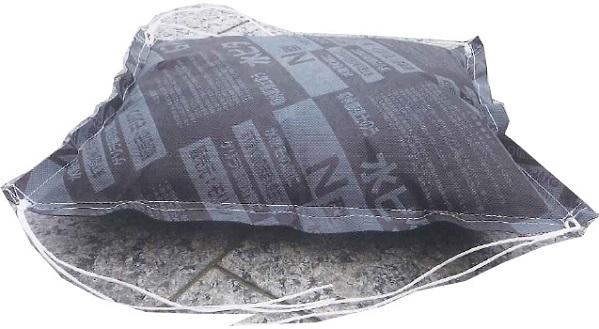 土のう 吸水 土嚢 水ピタ シバ 【代引不可】モリリン 15枚組 真水用 加重タイプGN型