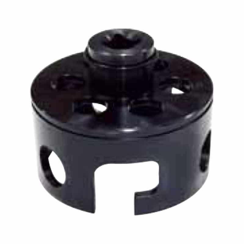 マルチドライバー用アタッチメント Fタイプ用 MLD-F101-19AT 単管接続 支柱設置 SANKO カS 代引不可