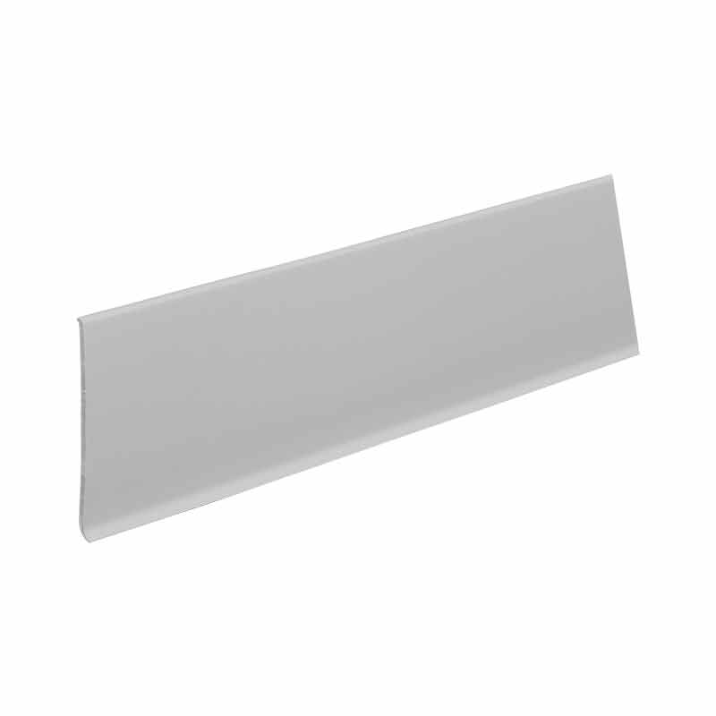 粘着 巾木 らくぴた グレー薄 RTH6031 50本入 60x909mm 接着剤不要 の 粘着テープ で 貼り付け 壁紙 Lク 代引不可