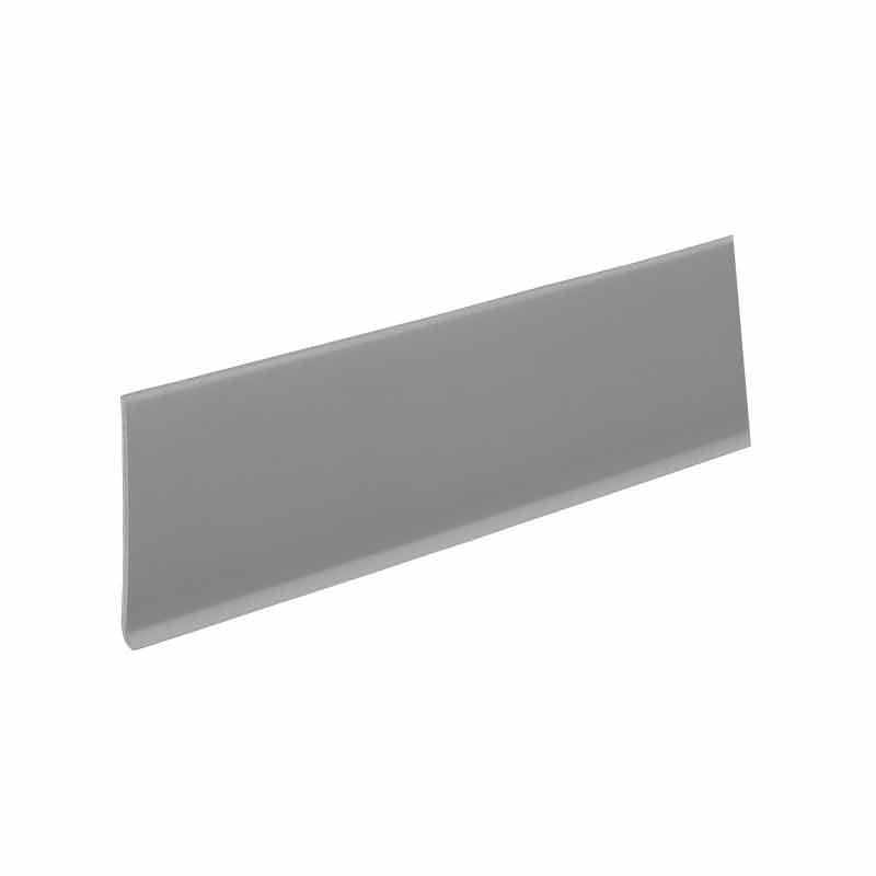 粘着 巾木 らくぴた グレー濃 RTH6092 50本入 60x909mm 接着剤不要 の 粘着テープ で 貼り付け 壁紙 Lク 代引不可